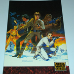 Star Wars Galaxy 1993 Topps #81 Steranko's Empire Trading card